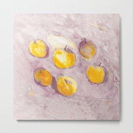 Fruits 6 Metal Print