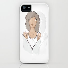 Being Human - Annie iPhone Case