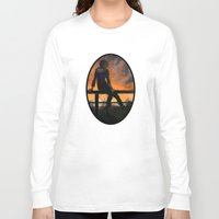 tame impala Long Sleeve T-shirts featuring Impala by Armellin