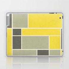 Mondrian inspired II Laptop & iPad Skin