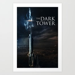 Dark Tower Poster Art Print