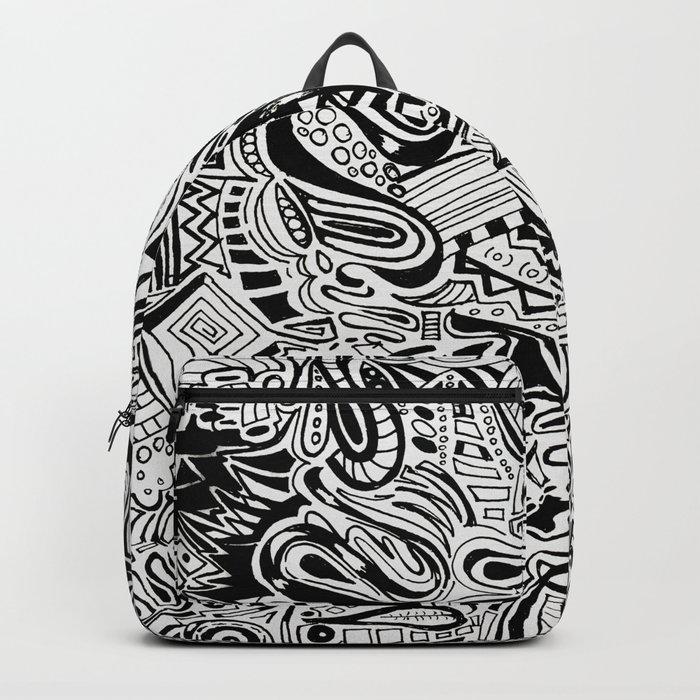 Inky \\ Backpack