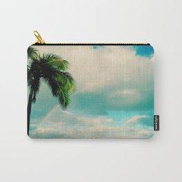 Hawaiian Paradise Carry-All Pouch