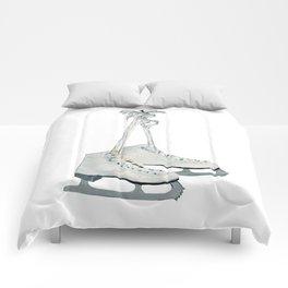 Figure skates Comforters