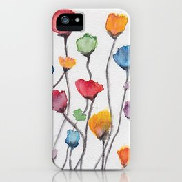 The Multiflower iPhone Case