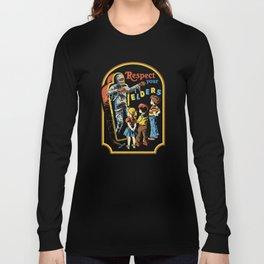 Respect Your Elders Long Sleeve T-shirt