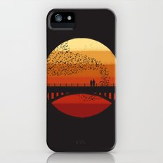 Into the Setting Sun Slim Case iPhone SE