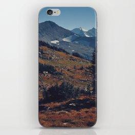 Breath Deep iPhone Skin