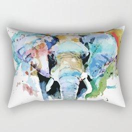 Animal painting Rectangular Pillow