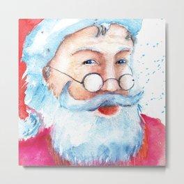 Santa Claus #2 Metal Print