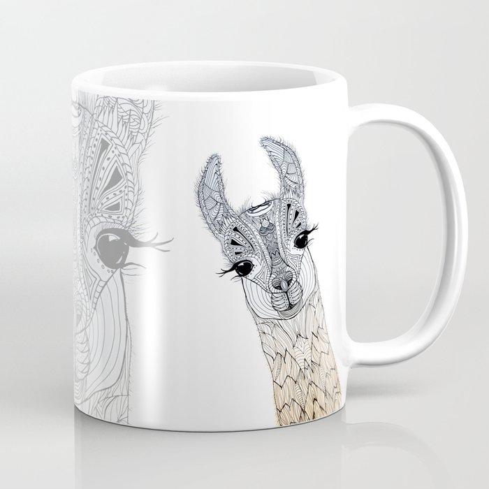BABY LAMA (CRIA) Coffee Mug