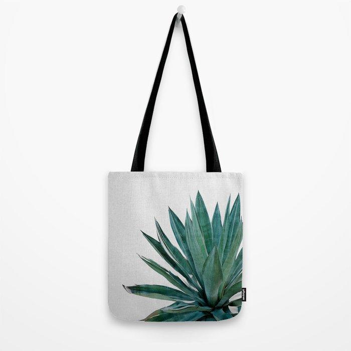 Agave Cactus Tote Bag