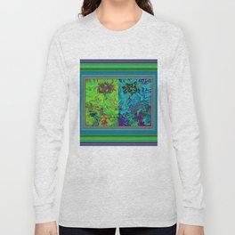 Swampy Garden Duo Long Sleeve T-shirt