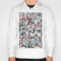 pills Hoodies featuring Pills by Jacky MK Leung