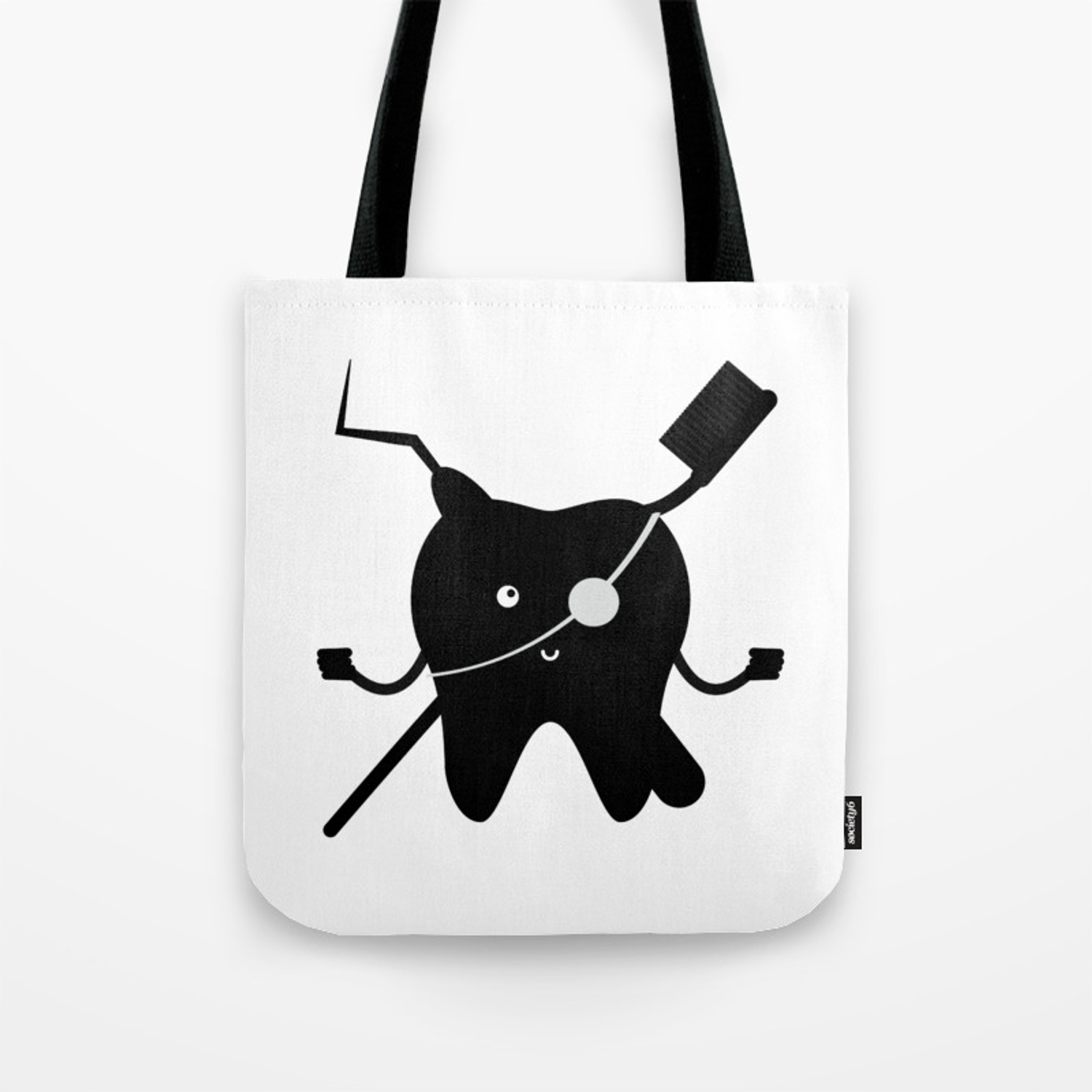 Pirate Funny Dentist Dental Gifts For