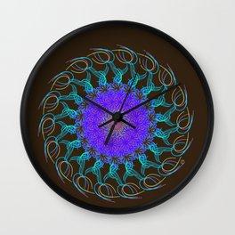 Mandal #101 Wall Clock