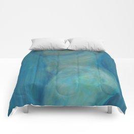 Femme Fatale #1 Comforters