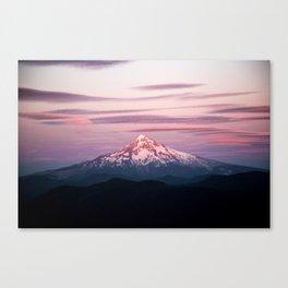 Mount Hood XI Canvas Print