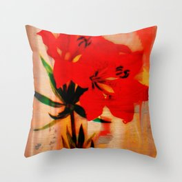 Hi-C Throw Pillow
