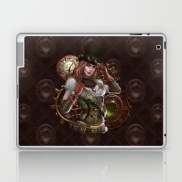 Steampunk Laptop & iPad Skin