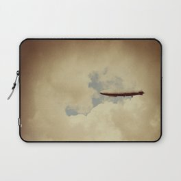 When They Fall Back To Earth Laptop Sleeve