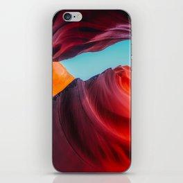Fantasy Sun Cave iPhone Skin