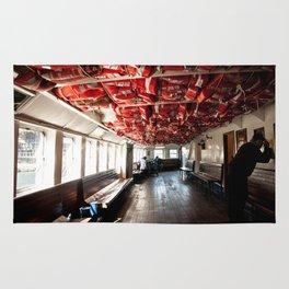 Toronto Ferry Rug