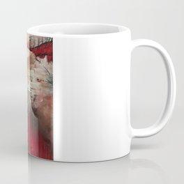 Red Thief Coffee Mug