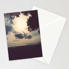 Overcast Bay  Stationery Cards