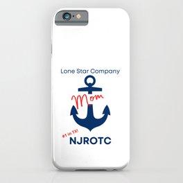 Lone Star Company Mom iPhone Case