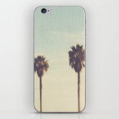 Palm Trees Los Angeles. Daydreamer No.2 iPhone & iPod Skin