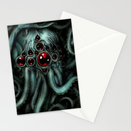 Cthulhu blues Stationery Cards