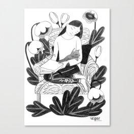 I Dream Stories Canvas Print