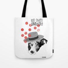 Un chien andalou Tote Bag