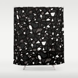 rough Shower Curtain