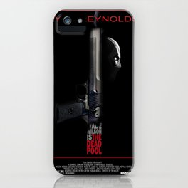 The Dead Pool iPhone Case