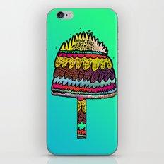 Mushsplosivo iPhone & iPod Skin