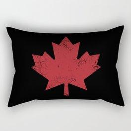 Maple Leaf Rectangular Pillow