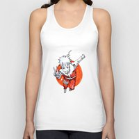 naruto Tank Tops featuring Naruto by Jas-Sparks