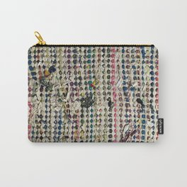 Sustainable Tatters Carry-All Pouch