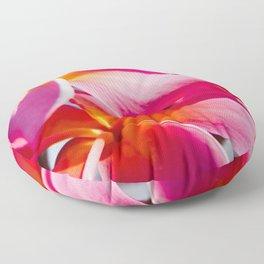 Pua Melia ke Aloha Keanae Dreams Floor Pillow