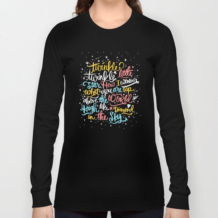 twinkle twinkle twinkle twinkle Long Sleeve T-shirt
