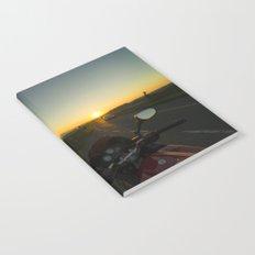 Jurassic Sunset Notebook
