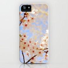 Cherry Blossoms  iPhone (5, 5s) Slim Case