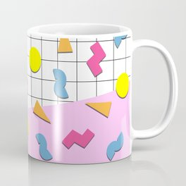 Back to the 80s Coffee Mug