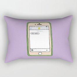 love galore Rectangular Pillow