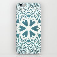 viking iPhone & iPod Skins featuring Viking by Truly Juel