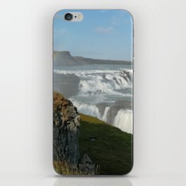 Gullfoss iPhone Skin