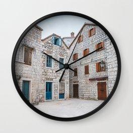 Stari Grad 1.2 Wall Clock