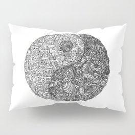 Yin-Yang Pillow Sham